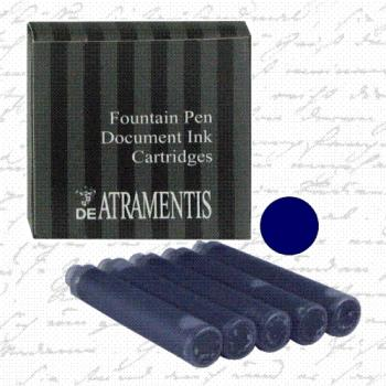 Cartridges Document Ink Dark Blue