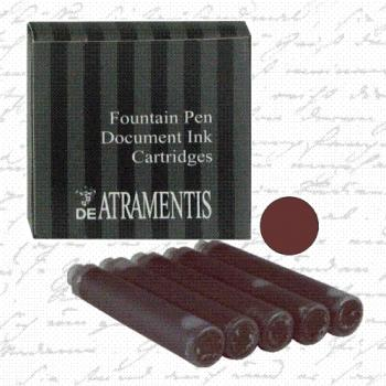 Cartridges Document Ink Brown