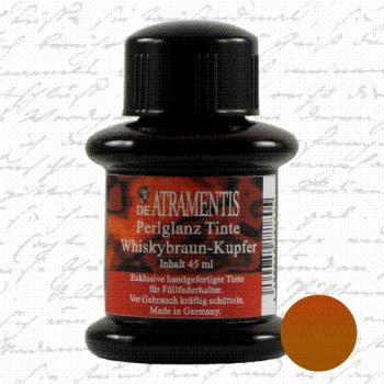 Pearlscent Ink Whisky Brown Copper