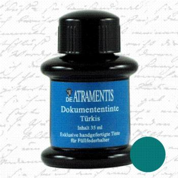 Document Ink TURQUOISE