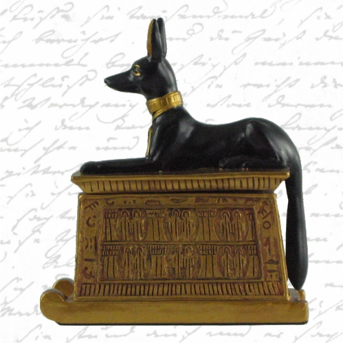 Egyptian nib box