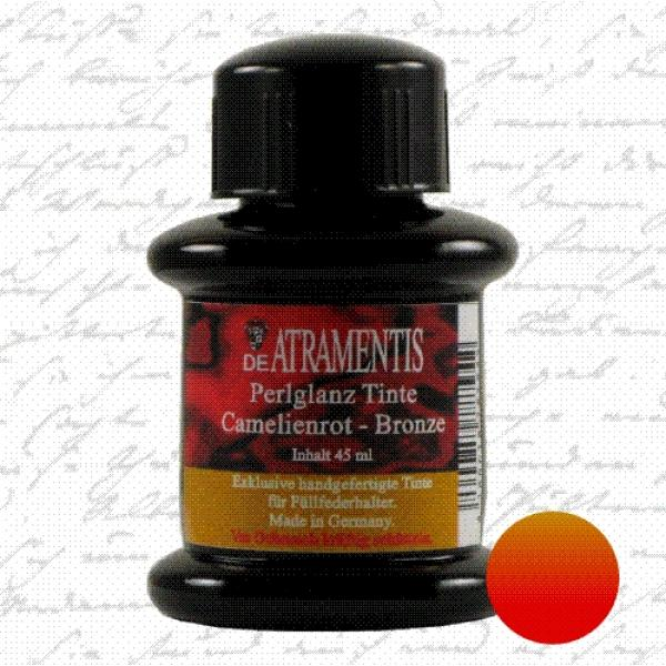 Pearlscent Ink Camlien Red Bronze
