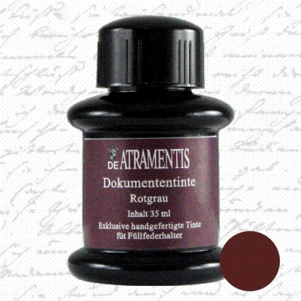 Document Ink - Red GREY